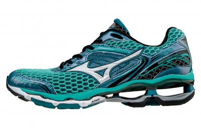 mizuno wave creation 17 bleu