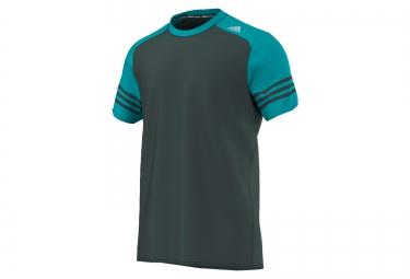 adidas t shirt response homme vert