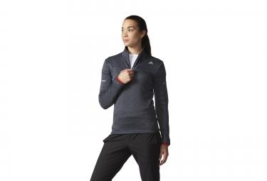 adidas t shirt femme climaheat gris