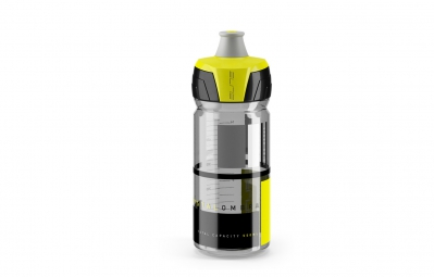 elite bidon crystal ombra 550 ml jaune