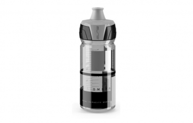 elite bidon crystal ombra 550 ml fume