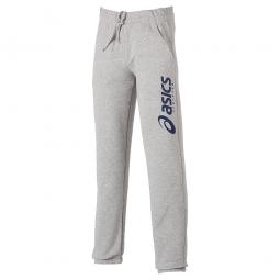 asics pantalon performance gris bleu femme
