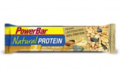 powerbar barre natural protein 40gr cacahuetes