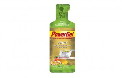 powerbar gel powergel fruit 41gr mangue passion