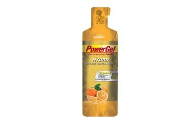 powerbar gel powergel hydro 67ml orange