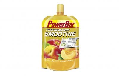 powerbar performance smoothie 90gr abricot peche