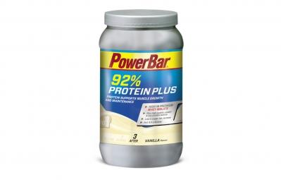 powerbar boisson protein plus 92 600gr vanille