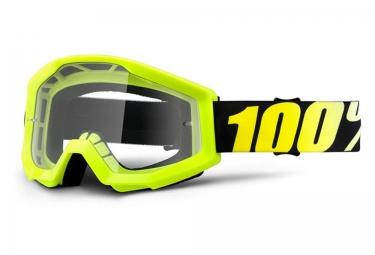 100 masque strata neon jaune ecran transparent