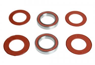 enduro bearing paire de roulements ceramique mr2437 llb 24x37x7
