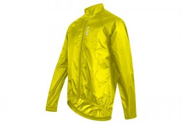 santini veste coupe vent april jaune