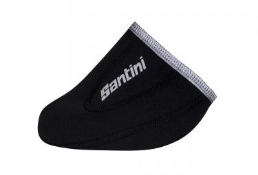santini paire de couvre orteils blast noir