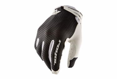 royal paire de gants quantum noir blanc