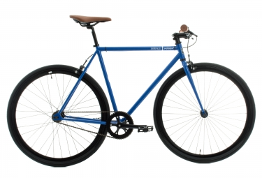 lebram velo complet fixie insolent royal blue