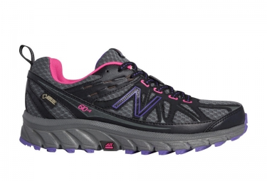 new balance chaussure gore tex wt 610 v4 gris noir rose