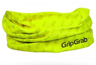 gripgrab bandeau headglove classic jaune fluo