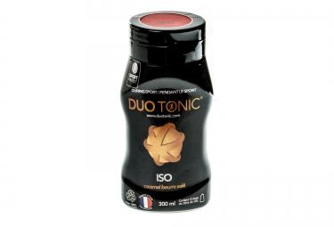 duo tonic boisson energetique iso caramel beurre sale 300ml