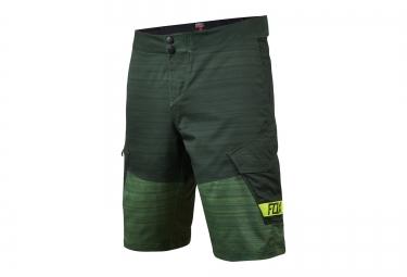 fox short ranger cargo print heather vert