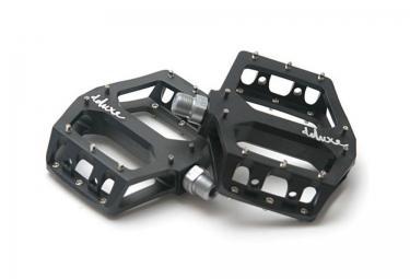 deluxe pedales f lite aluminium noir