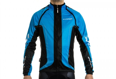 look veste pro team bleu