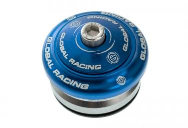 global racing jeu de direction flex bleu