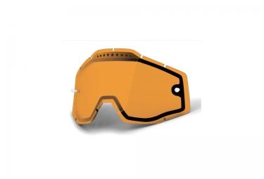 100 ecran double anti buee racecraft accuri et strata orange