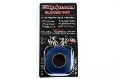 esi rouleau protection de cadre silicone bleu 3m
