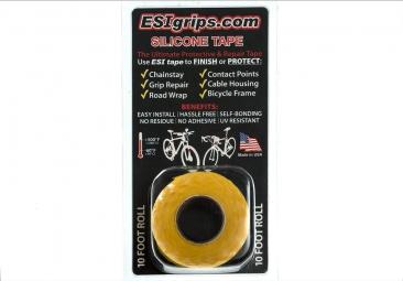 esi rouleau protection de cadre silicone jaune 3m