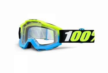 100 masque accuri pegasus jaune bleu ecran transparent