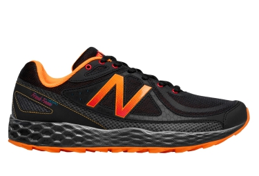 new balance hierro noir orange