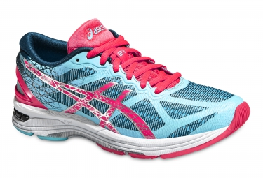 asics gel ds trainer 21 bleu rose
