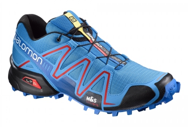 salomon speedcross 3 bleu noir