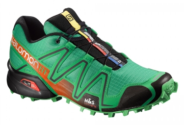 salomon speedcross 3 vert noir orange