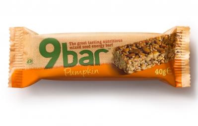 9bar barre energetique graines de potiron 40gr