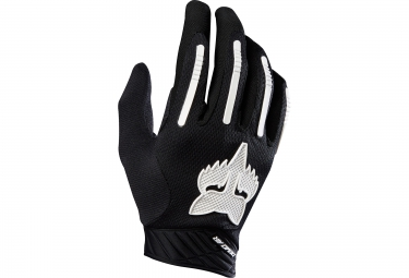 fox paire de gants longs demo air noir