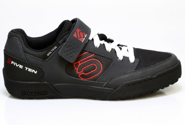 chaussures vtt five ten maltese falcon 2016 noir rouge