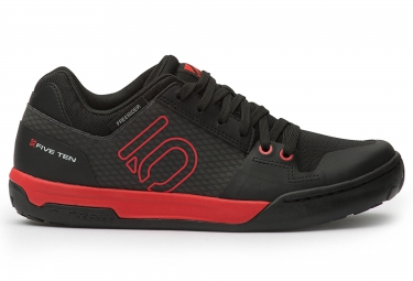 chaussures vtt five ten freerider contact 2016 noir rouge