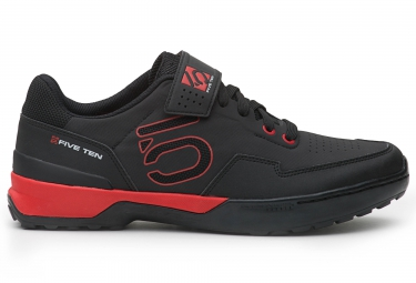 chaussures vtt five ten kestrel lace 2016 noir rouge
