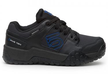 chaussures vtt five ten impact low 2016 noir bleu