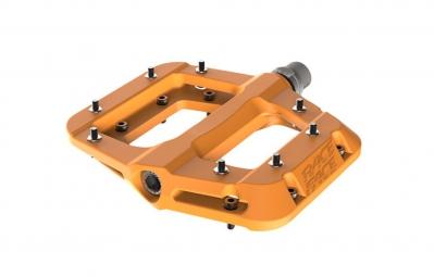 race face paire de pedales chester orange
