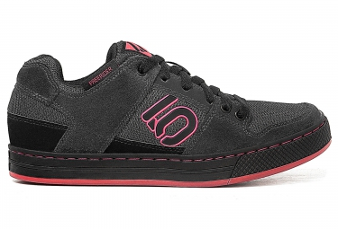 chaussures vtt five ten freerider femme noir rose