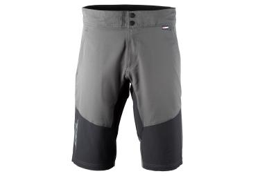 yeti short teller gris noir