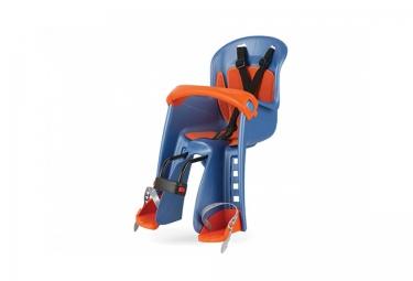 polisport porte bebe avant bilby junior bleu orange