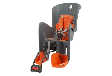 polisport porte bebe inclinable bilby rs gris orange