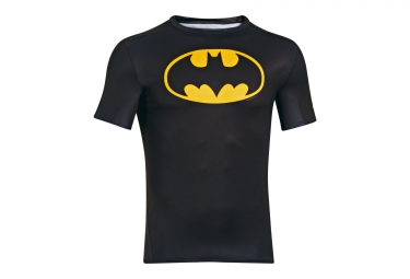 under armour transform yourself short sleeves compression jersey batman black