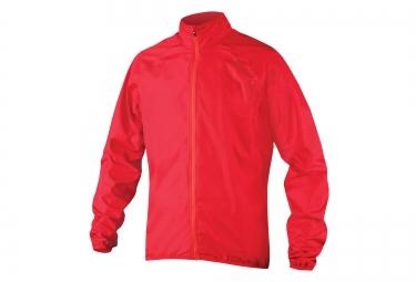 endura veste impermeable xtract rouge