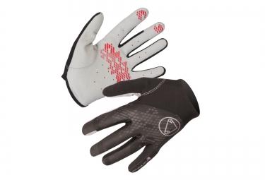 endura paire de gants hummvee lite noir blanc