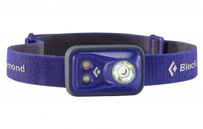 black diamond lampe frontale cosmo violet