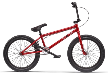wethepeople 2016 bmx complet curse 20 25 rouge