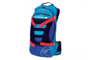 endura backpack 10l singletrack bleu