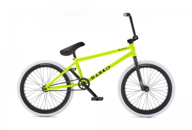 radio bikes 2016 bmx complet darko jaune